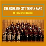 Brisbane City Temple Band - 22 Favourite Hymns DB Cover Art