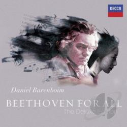 Barenboim, Daniel - Beethoven for All CD Cover Art
