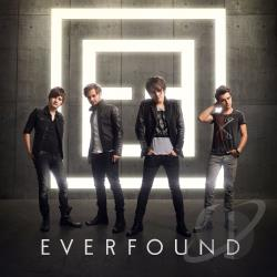 Everfound - Everfound CD Cover Art