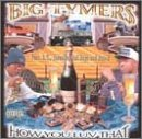 Big Tymers - How U Luv That? CD Cover Art