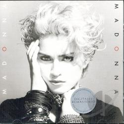 Madonna - Madonna CD Cover Art