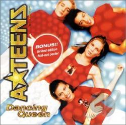A-Teens - Dancing Queen CD Cover Art