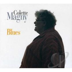 Magny, Colette - Blues CD Cover Art