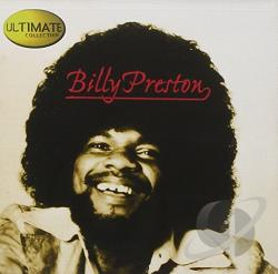 Preston, Billy - Ultimate Collection CD Cover Art