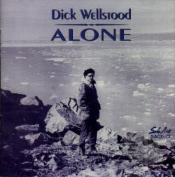 Wellstood, Dick - Alone CD Cover Art