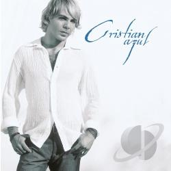 Castro, Cristian - Azul CD Cover Art