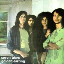 Golden Earring - Seven Tears CD Cover Art