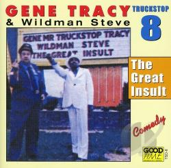 Tracy, Gene - Great Insult CD Cover Art