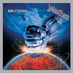 Judas Priest - Ram It Down CD Cover Art