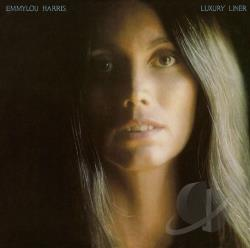 Harris, Emmylou - Luxury Liner CD Cover Art