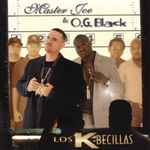 Master Joe & O.G. Black - Los Cabezillas CD Cover Art