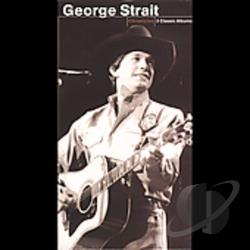 Strait, George - Chronicles CD Cover Art