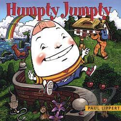 Lippert, Paul - Humpty Jumpty CD Cover Art
