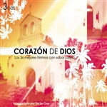 Corazon De Dios CD Cover Art
