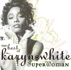 White, Karyn - Superwoman: The Best of Karyn White CD Cover Art