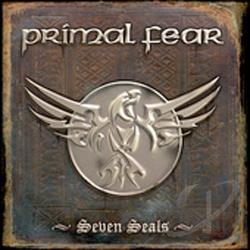 Primal Fear - Seven Seals (Double Vinyl) LP Cover Art