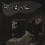 When Angels Die CD Cover Art
