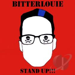 Bitterlouie - Stand Up! CD Cover Art