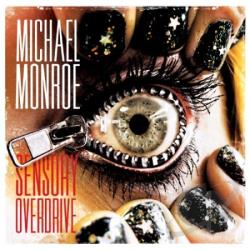 Monroe, Michael - Sensory Overdrive CD Cover Art