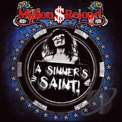 Million $ Reload - Sinner's Saint CD Cover Art