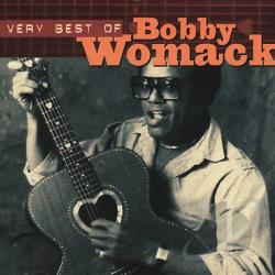 Womack, Bobby - Very Best of Bobby Womack CD Cover Art