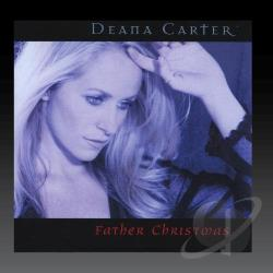 Carter, Deana - Father Christmas CD Cover Art
