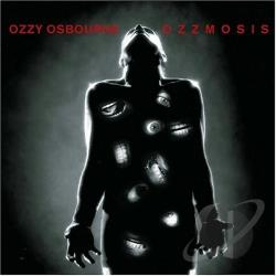 Osbourne, Ozzy - Ozzmosis CD Cover Art
