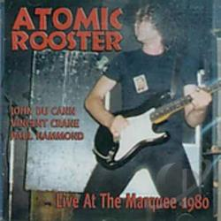 Atomic Rooster - Live at the Marquee 1980 CD Cover Art