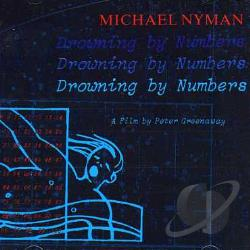 Nyman, Michael - Drowning by Numbers CD Cover Art