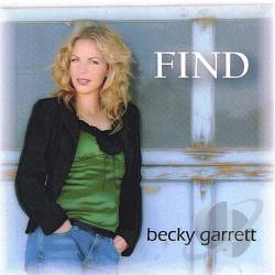 Garrett, Becky - Find CD Cover Art