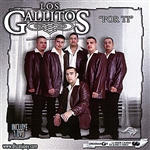 Grupo Gallitos - Por Ti CD Cover Art