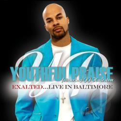Youthful Praise - Exalted CD Cover Art