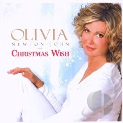 Newton-John, Olivia - Christmas Wish CD Cover Art