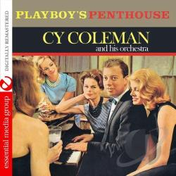 Coleman, Cy - Playboy's Penthouse CD Cover Art