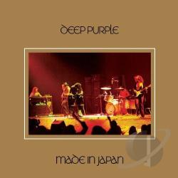Deep Purple - Made in Japan LP Cover Art