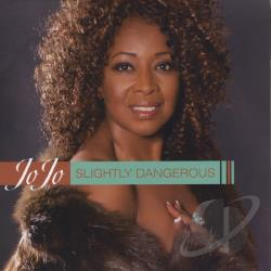 JoJo - Slightly Dangerous CD Cover Art