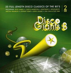 Disco Giants, Vol. 8 CD Cover Art
