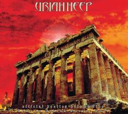 Uriah Heep - Official Bootleg, Vol. 5: Live In Athens, Greece CD Cover Art