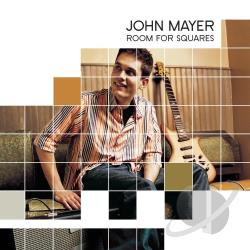 Mayer, John - Room for Squares CD Cover Art