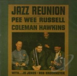 Russell, Pee Wee - Jazz Reunion CD Cover Art