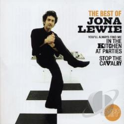 Lewie, Jona - Best of Jona Lewie CD Cover Art