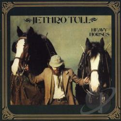 Jethro Tull - Heavy Horses CD Cover Art