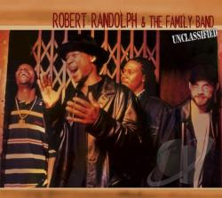 Randolph, Robert - Unclassified CD Cover Art