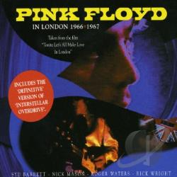 Pink Floyd - London 1966-1967 CD Cover Art