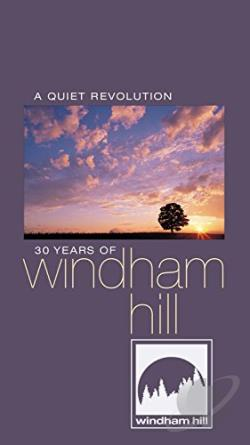 Quiet Revolution: 30 Years of Windham Hill CD Cover Art