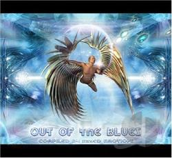 Mixed Emotions - Out of the Blues CD Cover Art