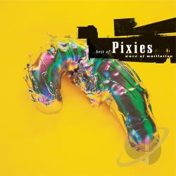 Pixies - Wave of Mutilation: The Best of Pixies LP Cover Art