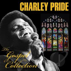 Pride, Charley - Gospel Collection CD Cover Art