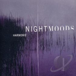 NightMoods - Night Wanderer CD Cover Art
