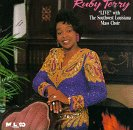 Terry, Ruby - Live with the Southwest Louisiana Mass Choir CD Cover Art